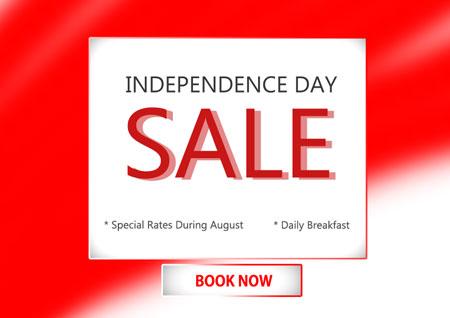 independence offers on sagara candidasa - bali
