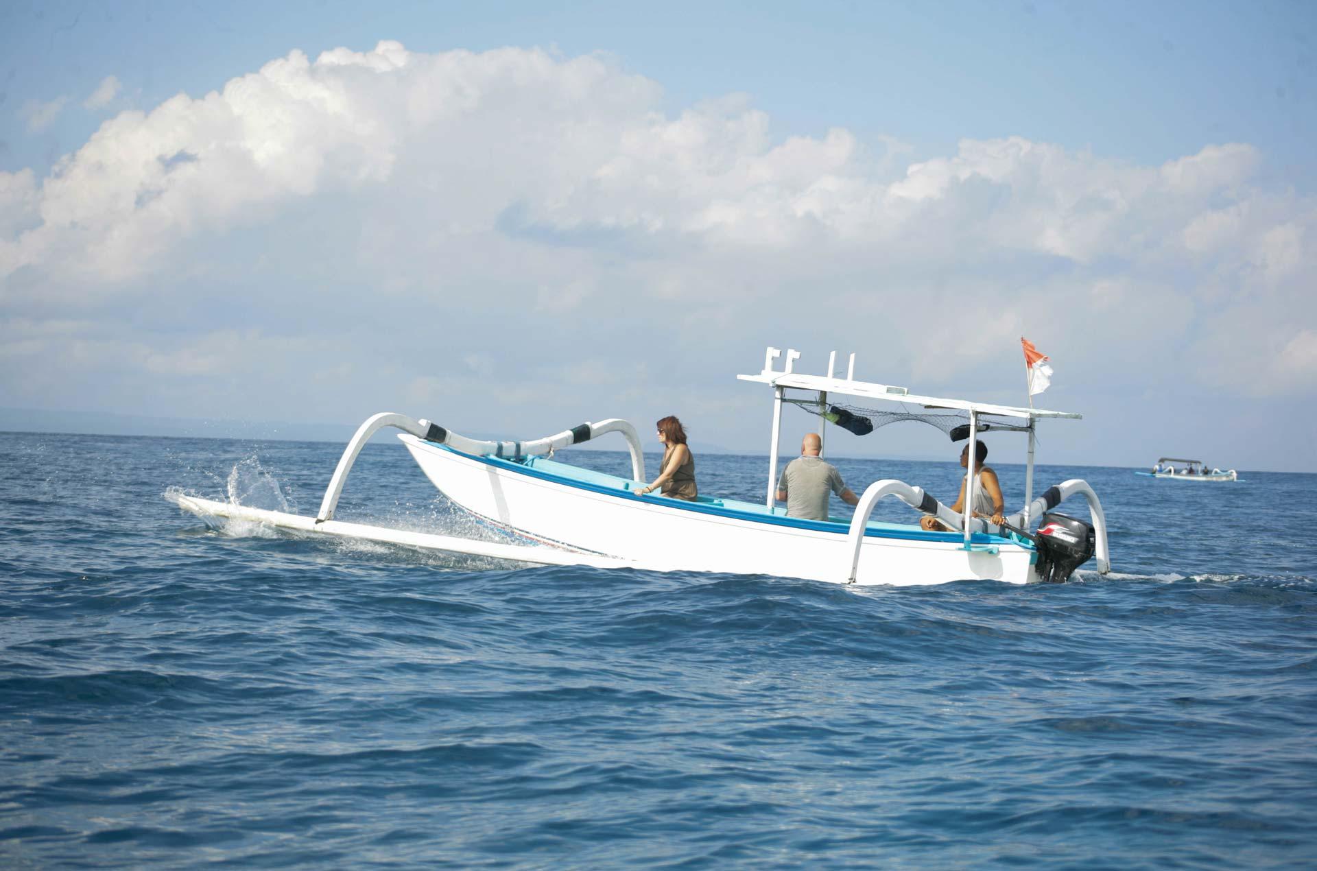 sea and spa sailing package - sagara candidasa hotel